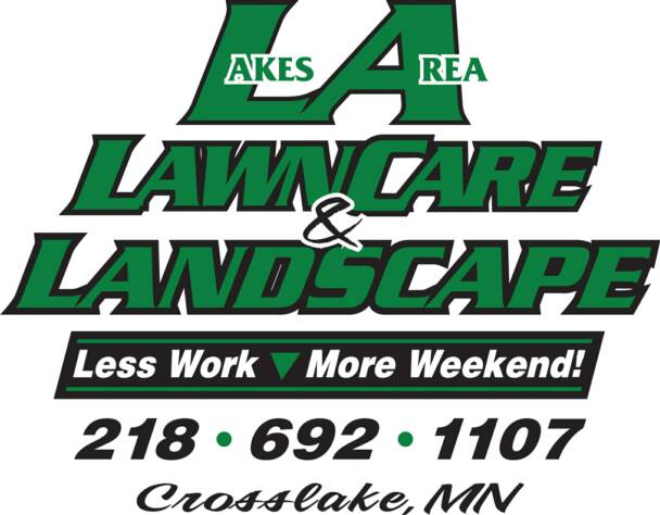 Lakes Area Lawn Care & Landscaping - Crosslake Minnesota