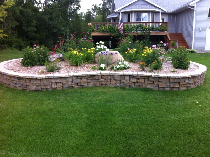 Lakes Area Lawn Care And Landscape Crosslake Photo Gallery